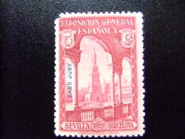 CABO JUBY Año 1929 EXPOSICION UNIVERSAL EN SEVILLA Y BARCELONA Edifil Nº 40 ** MNH - Cabo Juby