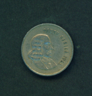 SOUTH AFRICA - 1965 5c Circ. - South Africa