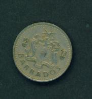 BARBADOS - 1973 10c Circ. - Barbades