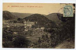 K25 - BRUYERES - Vue Générale (1906) - Bruyeres