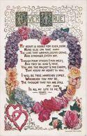 GREETINGS - VALENTINE  CARD - Valentine's Day