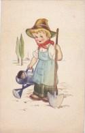 SMALL BOY - THE GARDENER - Children And Family Groups
