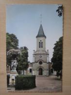 Montgéron - L'Eglise - Montgeron
