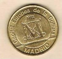 Lupa 1011. MADRID, Feria Nacional Del Sello 1992. Avion Plus Ultra - Spain