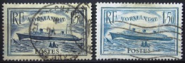 FRANCE        N°  299/300           OBLITERE - Used Stamps