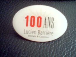 100 Ans Casino Lucien Barrière - Games
