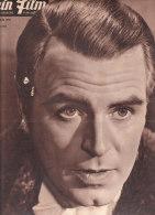 """Mein Film, - Nr. 2, Jahrgang 1954 - Titelbild """" O.W Fischer - Film & TV"""