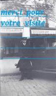 Photo Longue Voiture Automobile ROLLS ROYCE Avec Chauffeur ( à REIMS 51 Marne Devant Le Grand Hotel Du Lion D´or ) - Automobiles