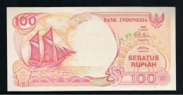 INDONESIA -  100 Rupias 1992 (96) SC  P-127 - Indonesia