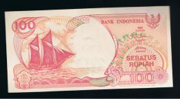 INDONESIA -  100 Rupias 1992 (99) SC  P-127 - Indonesia