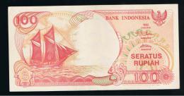 INDONESIA -  100 Rupias 1992  Circulado  P-127 - Indonesia