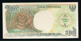 INDONESIA -  500 Rupias 1992 (95)  SC   P-128 - Indonesia