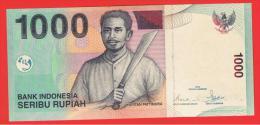 INDONESIA -  1000 Rupias 2000 (08) SC  P-141 - Indonesia