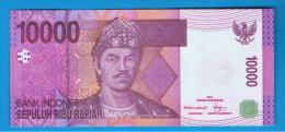 INDONESIA -  10.000 Rupias 2005  SC  P-143 - Indonesia
