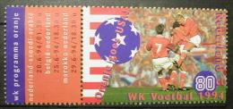 HOLANDA 1994 NETHERLAND - WORLD CHAMPIONSHIP FOOTBALL USA 94 - YVERT Nº 1480 - World Cup