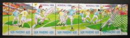 SAN MARINO 1994  - WORLD CHAMPIONSHIP FOOTBALL USA 94 - YVERT Nº 13790-1374 - 1994 – USA