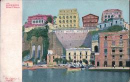 Sorrento, Hotel Vittoria Postcard P180 - Altri