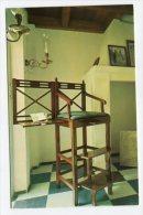 "CURACAO - AK 161827 Mahogany ""Chair Of Elijah"" .... - Curaçao"