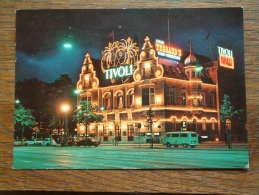 """Copenhagen """" TIVOLI """" Tussaud's Wax Museum - Anno 1982 ( Zie Foto Details ) !! - Danemark"""