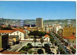 CPM POST CARD - ALGER Algérie - Hussein Dey - Vue Générale - Edit. S N E D  Alger - Alger