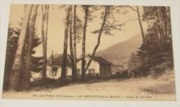 Les Vosges Pittoresques - La Neuveville Les Raon - Chalet Du Joli Bois - France