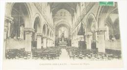 Calonne Sur La Lys - Intérieur De L'église - Altri Comuni