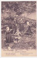 """Carte Postale Ancienne  """"Chants Du Quercy"""" Groupe De Jeunes Enfants - Unclassified"""