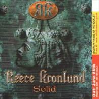 REECE KRONLUND - Solid - CD - MELODIC METAL ROCK - PROMO - Hard Rock & Metal