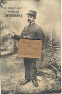 _ik212:Ik Breng U Goed Nieuws Uit Zuyenkerke(10 Zichten) Verstuurd Uit BLANKENBERGHE 1913 > Cortemarck. Molen - Moulin. - Zuienkerke