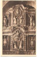 Dépt 29 - SAINT-THÉGONNEC - (CPSM 9x13.9 Cm) - Retable De L'Autel De Notre-Dame Du Rosaire (1690-1723) - Saint-Thégonnec