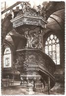 Dépt 29 - SAINT-THÉGONNEC - (CPSM 10.4x15 Cm) - La Chaire De L'Église (XVI°siècle) - Saint-Thégonnec