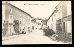 88 MONTHUREUX SUR SAONE / Rue Du Caron / - Monthureux Sur Saone