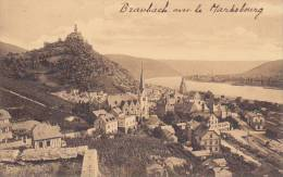 Ak Braubach, Marksburg - Braubach