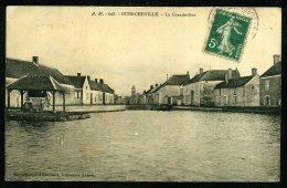 77 - GUERCHEVILLE - La Grande Rue - Autres Communes