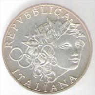 ITALIA 1000 LIRE 1996 AG XXVI OLIMPIADE ATLANTA - Commemorative