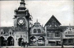 59 - CARTE DE L'EXPOSITION INTERNATIONALE DU NORD DE LA FRANCE - LUNAPARK - Roubaix