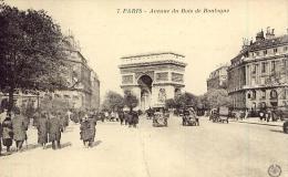 PARIS L´Avenue Du Bois De Boulogne - Sin Clasificación