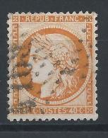 DD-/-998- N° 38.  Obl. GC 4169 = Vesoul,  Cote 8.00 € ,  A Saisir VOIR LE SCAN , - 1870 Besetzung Von Paris
