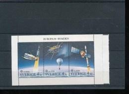 Europa Cept ** MNH Schweden 1991 Weltraum Space SWEDEN - Europe
