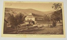Colonies De Vacances De Colmar - Villa Horts A Wasserbourg - Colmar