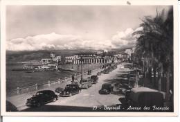 BEYROUTH - AVENUE DES FRANCAIS - Liban