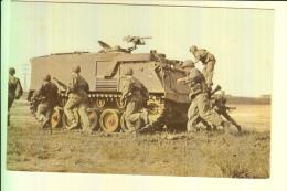 MILITÄR - PANZER - TANKS - CHARS - M 75 - Belg. Armee - Ausrüstung