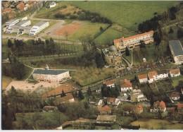 SAINT-AVOLD Basilique Notre-Dame De Bon-Secours Et Foyer Notre-Dame Vue Sur Le Quartier - Saint-Avold