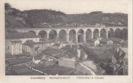 LUXEMBOURG .... PFAFFENTAL UND CLAUSEN - Luxembourg - Ville