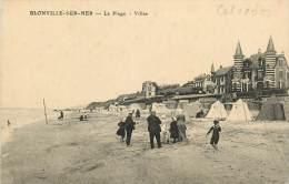 Juill13 299 : Blonville-sur-Mer  -  Plage  -  Villas - Unclassified