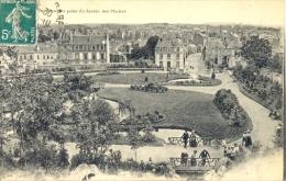 CPA PARIS - VUE GENERALE PRISE DU JARDINS DES PLANTES - Parcs, Jardins