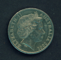 AUSTRALIA - 2001 20c Circ. - Decimal Coinage (1966-...)
