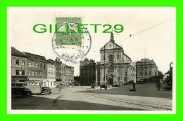 OPAVA, TCHÉQUIE - DOINF NAMESTI - TROPPAU--NIEDERRING - GRAFO CUDA HOPLICE - TRAVEL IN 1933 - - Tchéquie