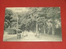 's GRAVENWEZEL  - SCHILDE  -  In De Barakken   -  1914  -  (2 Scans) - Schilde
