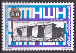 Timbre Neuf ** N° 997(Yvert) Tunisie 1983 - La Préhistoire - Tunisie (1956-...)